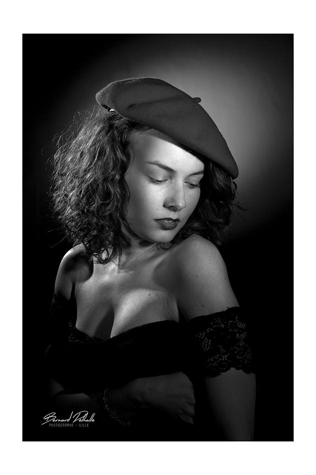 Auteur Photographe Lille Lumière cinéma portrait harcourt