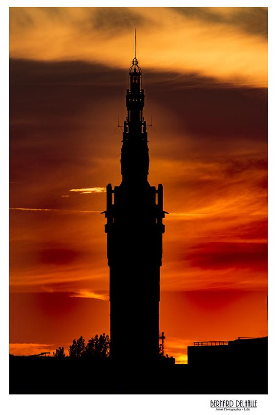 Vieux Lille beffroi de- ille
