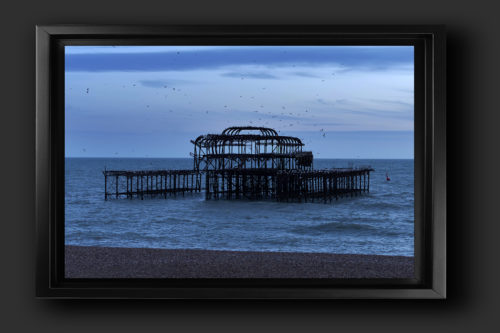 Ancien Brighton Pier