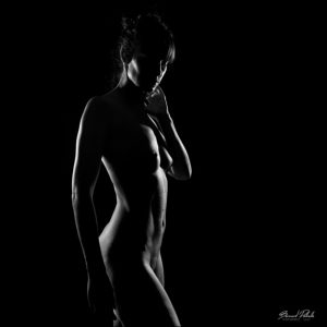 Silhouette #Nude #Art #Photography