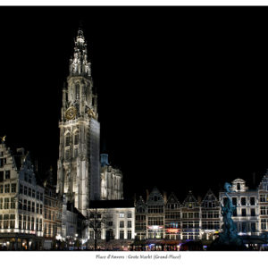 Grand Place d'Anvers