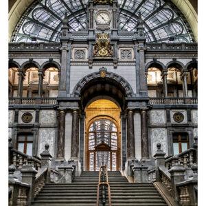 La gare Anvers-Central