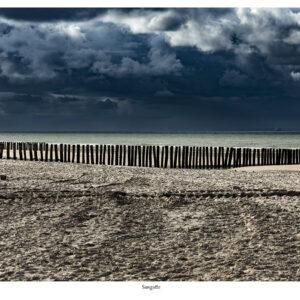 La plage de Sangatte